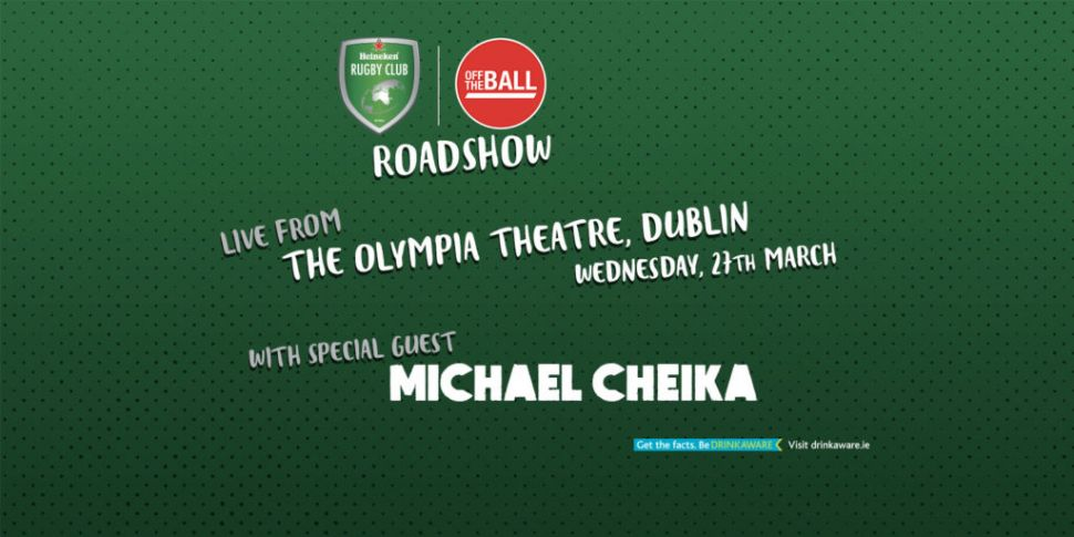 Off The Ball Roadshow in assoc...