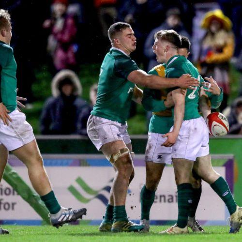 GALLERY: Ireland U20s claim Gr...