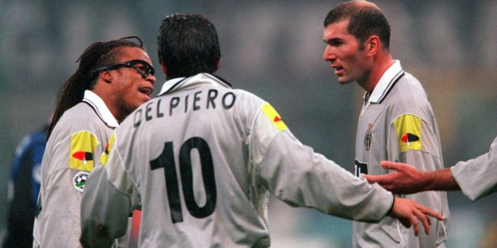 Serie A Golden Age Strikers, Z...