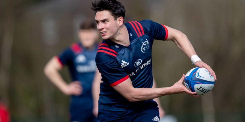 Joey Carbery extends Munster c...