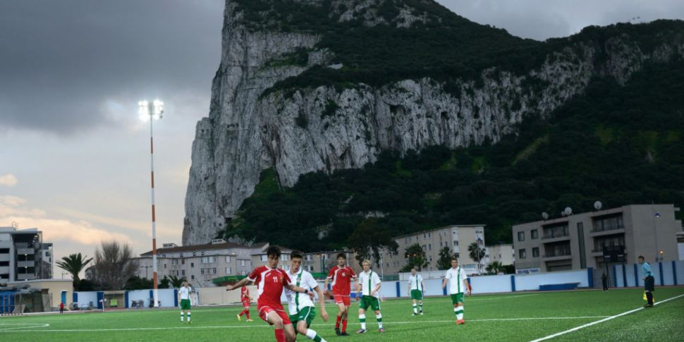 Football in Gibraltar, Partrid...