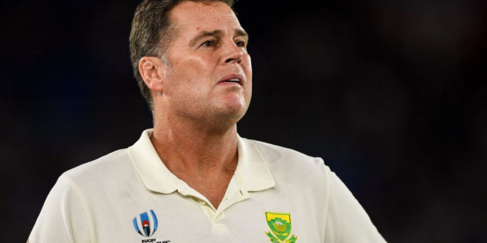 South Africa advance to Rugby...