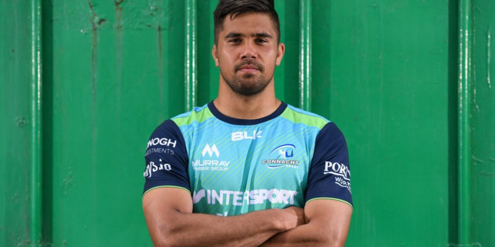 Connacht captain Jarrad Butler...