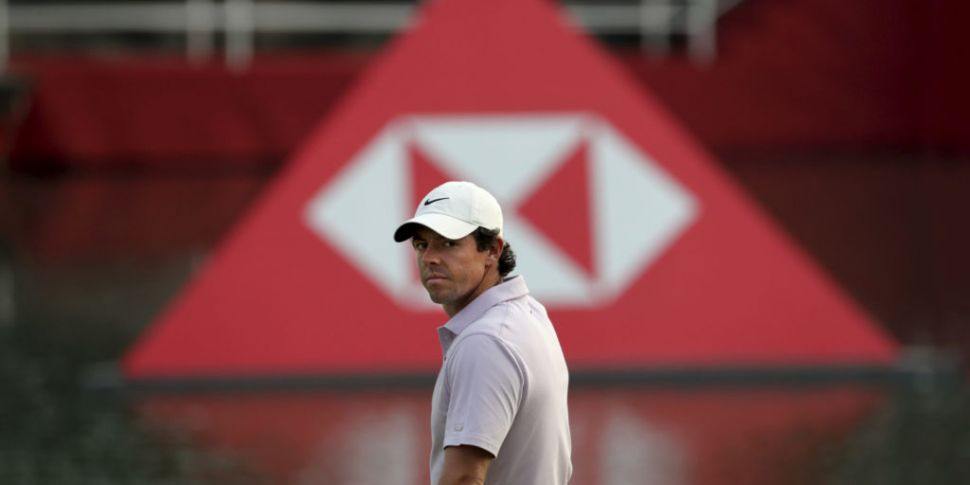McIlroy leads after three roun...