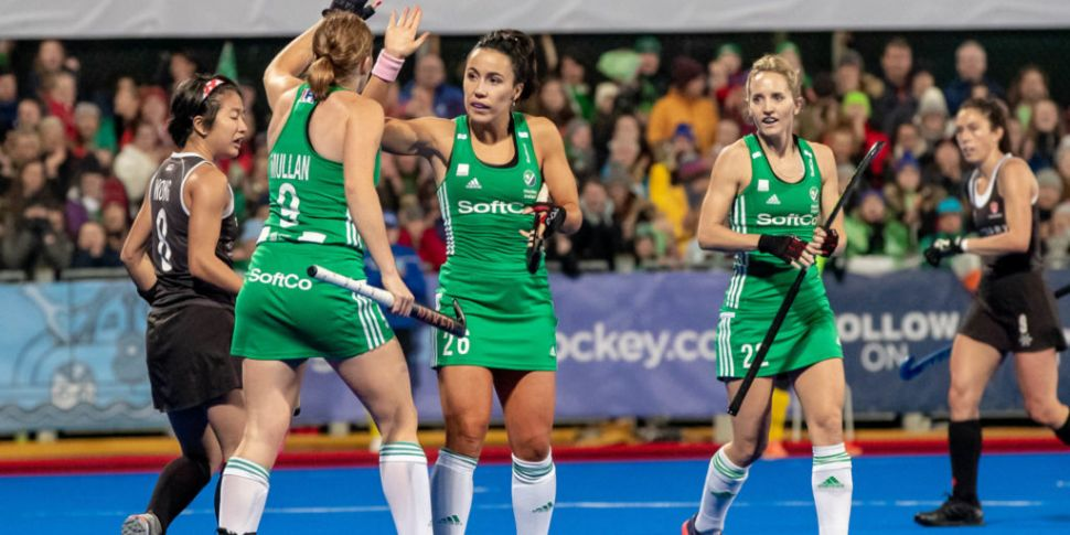 Irish Women's Hockey Team qual...