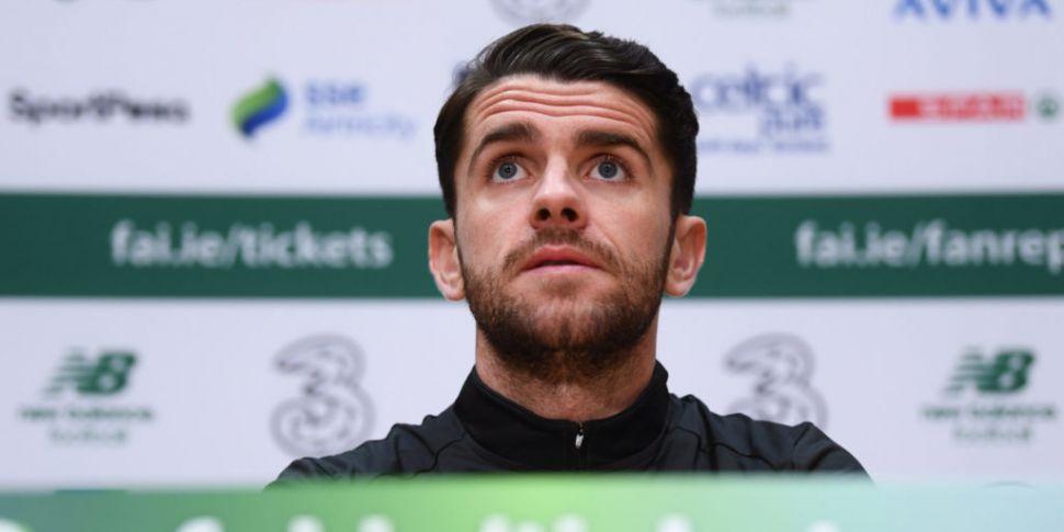Robbie Brady says it