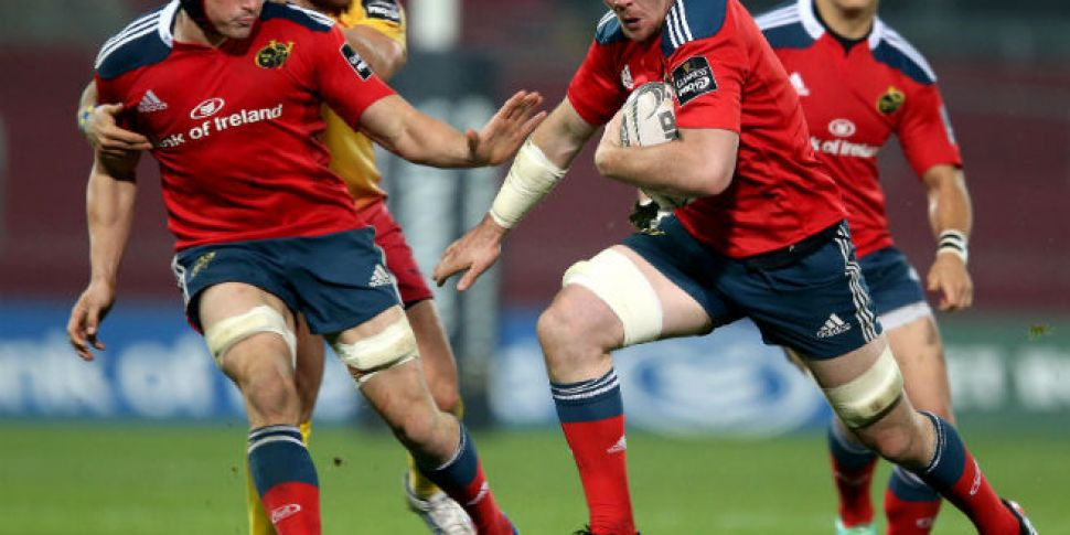 Team news ahead of Euro rugby...