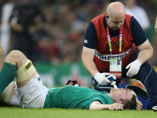 Peter O'Mahony ruled out o...