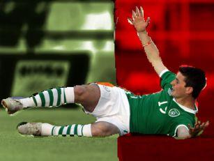 Ex-Ireland U21 footballer on w...