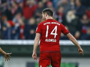 WATCH: Xabi Alonso has just bl...