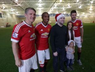 A terminally ill Manchester Un...