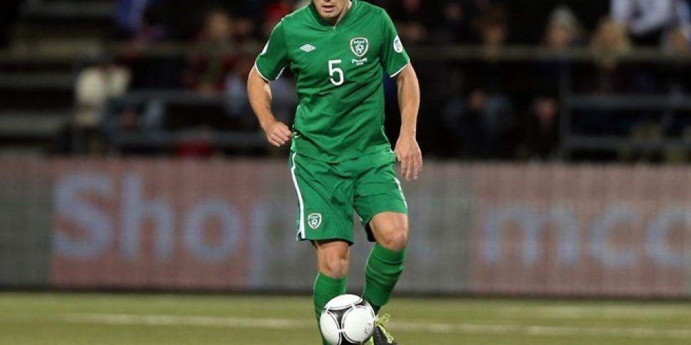 Darren O'Dea closing in on...