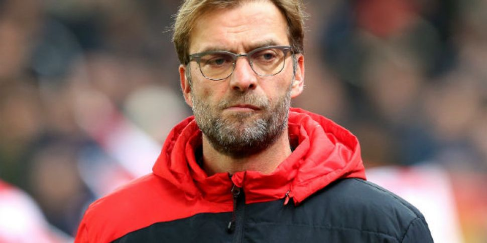 Jurgen Klopp is happy Sam Alla...