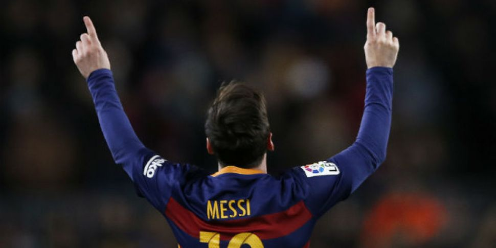 b9c072b0c Lionel Messi is coming to Dublin for Barcelona  39 s game against ...