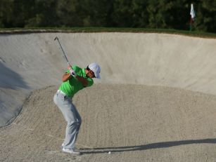McIlroy well in contention in...