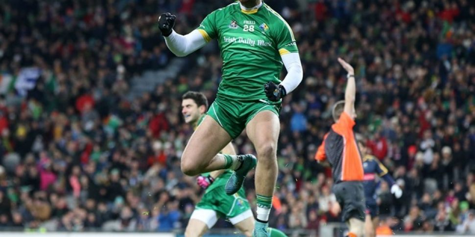 Ireland beat Australia to clai...