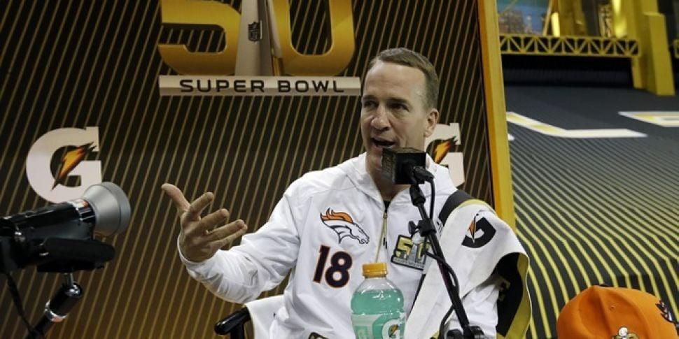 Peyton Manning dismisses inves...