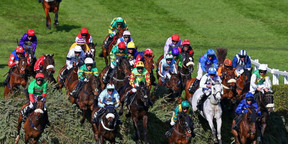 126 horses enter the Aintree G...