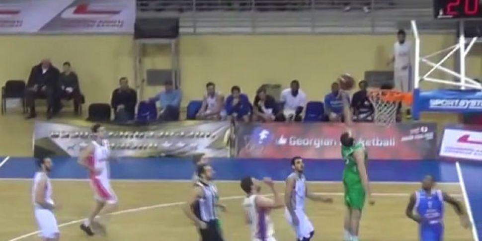 WATCH: The Georgian All-Star b...