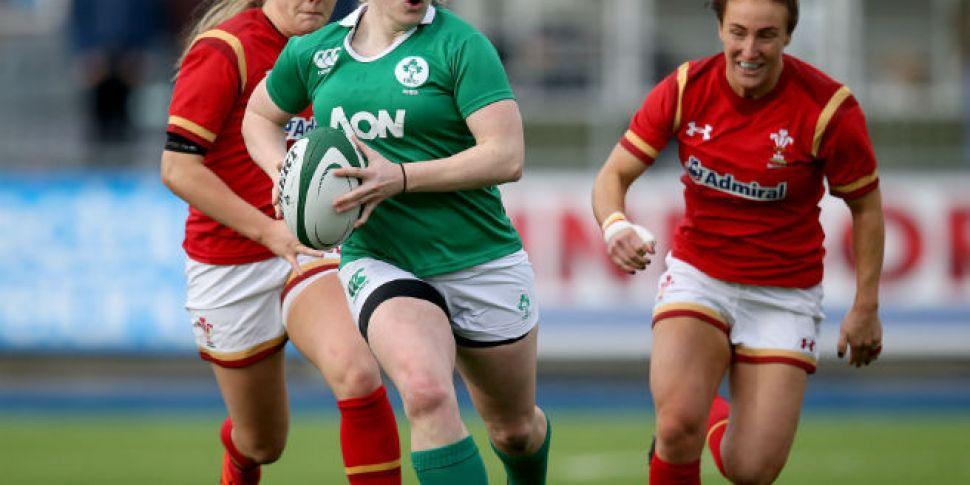 Ireland Womens side scored a s...