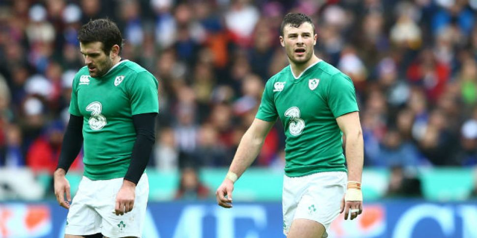 Keith Wood reacts to Henshaw t...