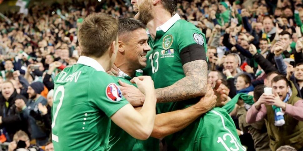 Ireland's rise is reflecte...