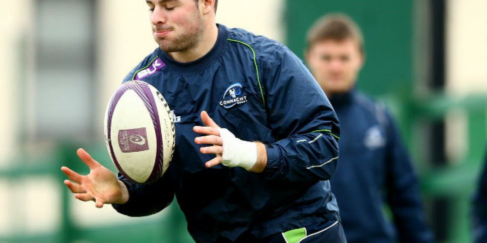 Robbie Henshaw returns from in...
