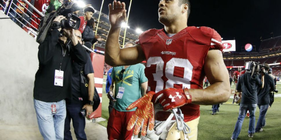 87ec14380 Former rugby league star Jarryd Hayne retires from the NFL to pursue  Olympic dream