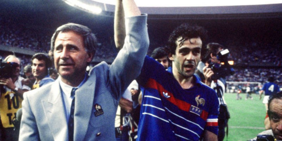 c20fad4b4e9 How Platini and Le Carre Magique turned France from losers into winners at  Euro  84. Off The Ball