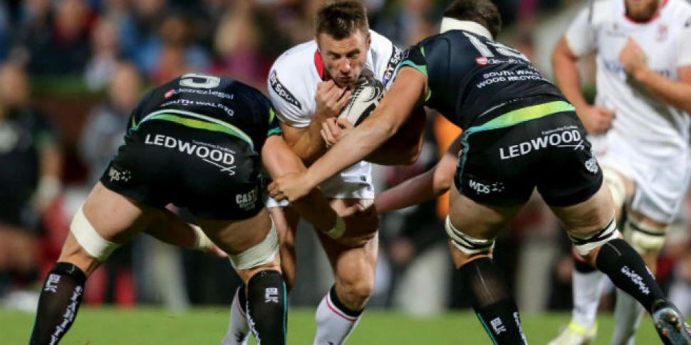 3bee726d05ac98 Tommy Bowe regains starting berth for Ulster s clash with Connacht ...