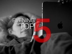 Evening top 5: McGuinness resi...