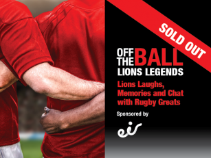 Off The Ball Lions Legends **S...