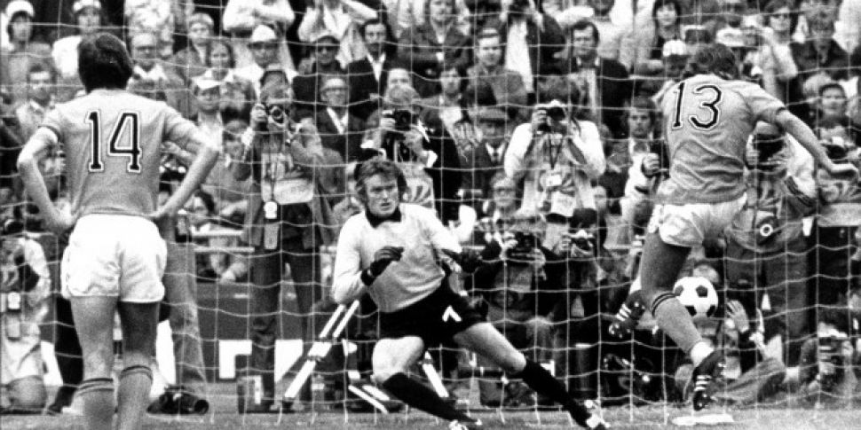 The Dutch football legends who...