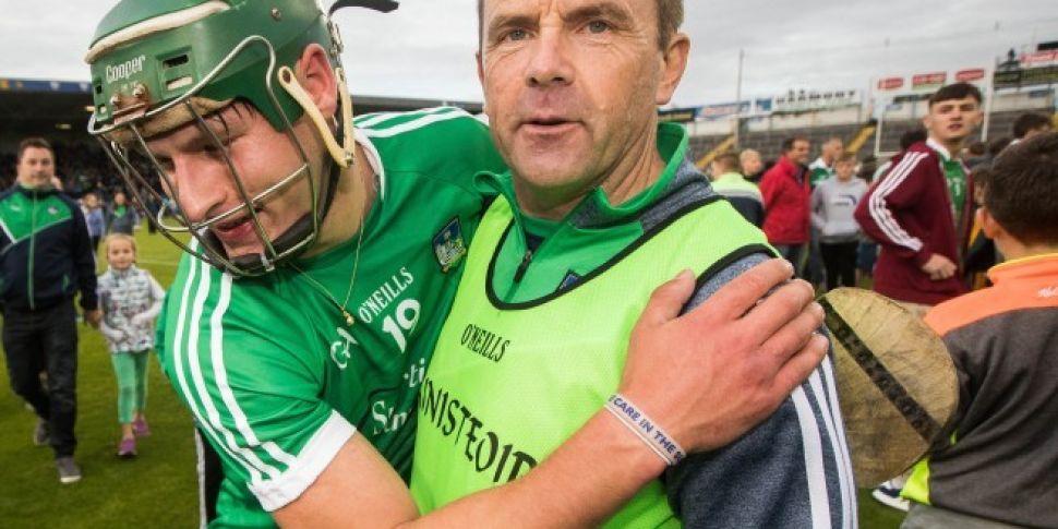 Limerick manager cites All Bla...