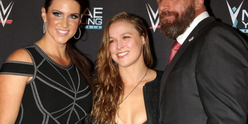 Rousey Is Pretty Much Done As...