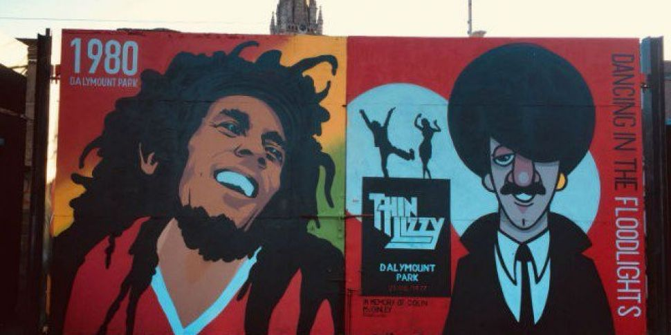 Bob Marley joins Phil Lynott u...