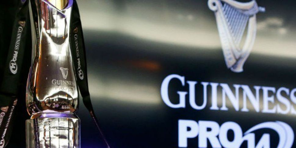 Guinness PRO14 final moved to...