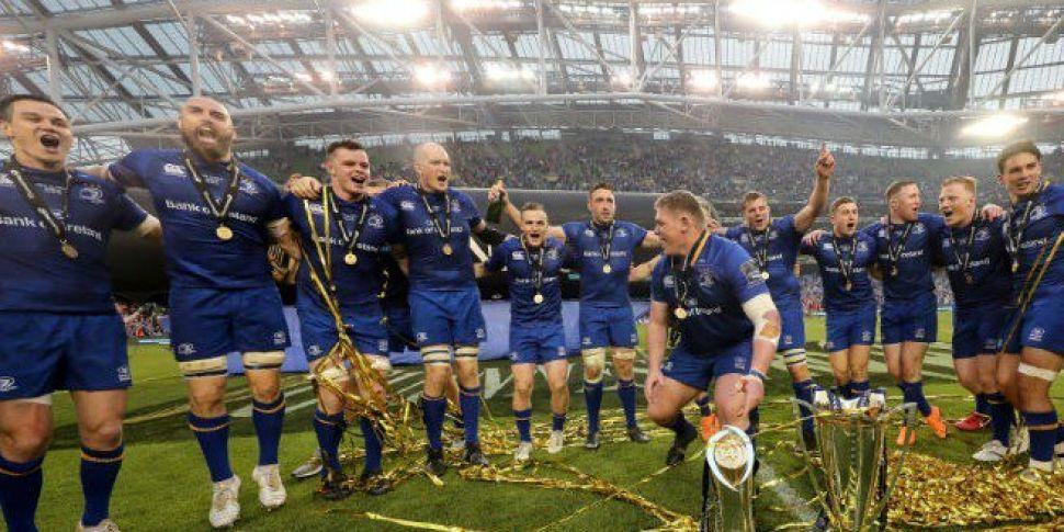 European champions Leinster ar...
