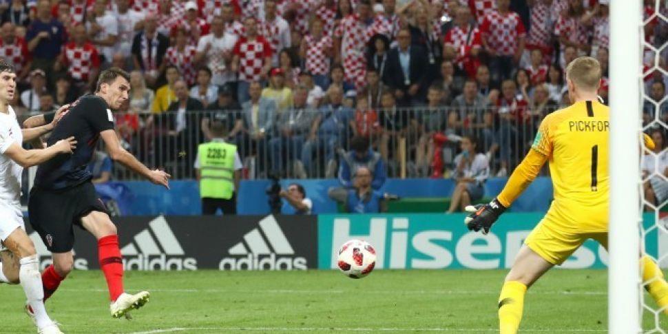 WATCH | REACTION | Croatia end...