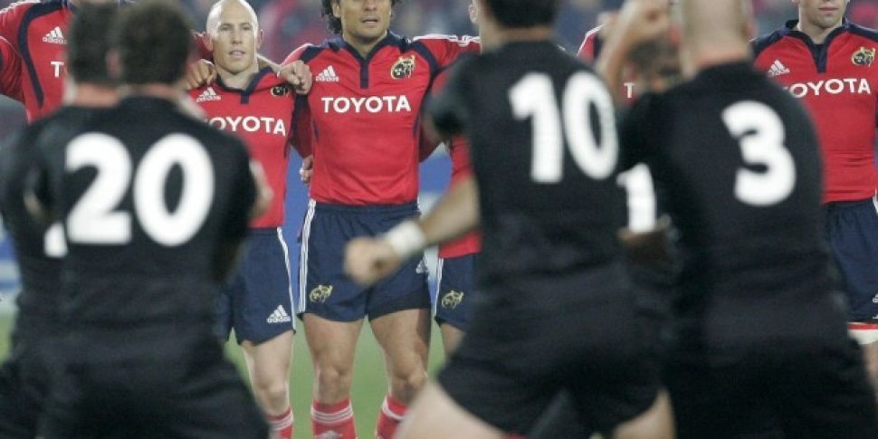 Munster Beating The All Blacks...