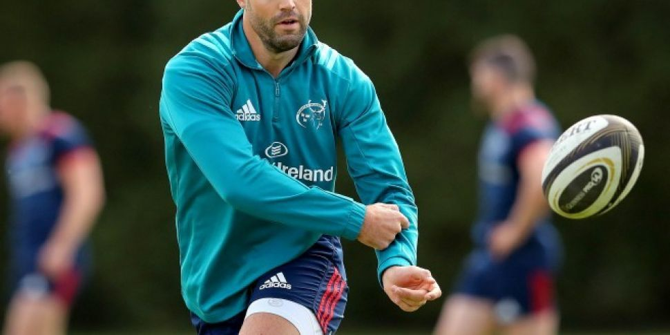 Conor Murray could make his lo...