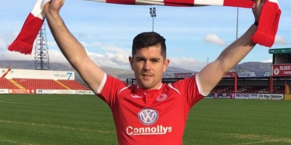 Sligo Rovers sign Ronan Murray