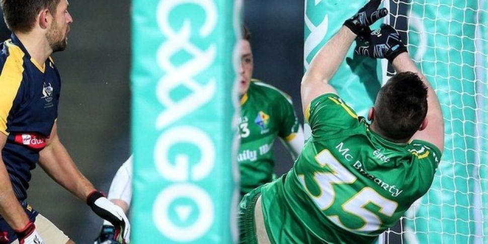 Donegal's Patrick McBreart...