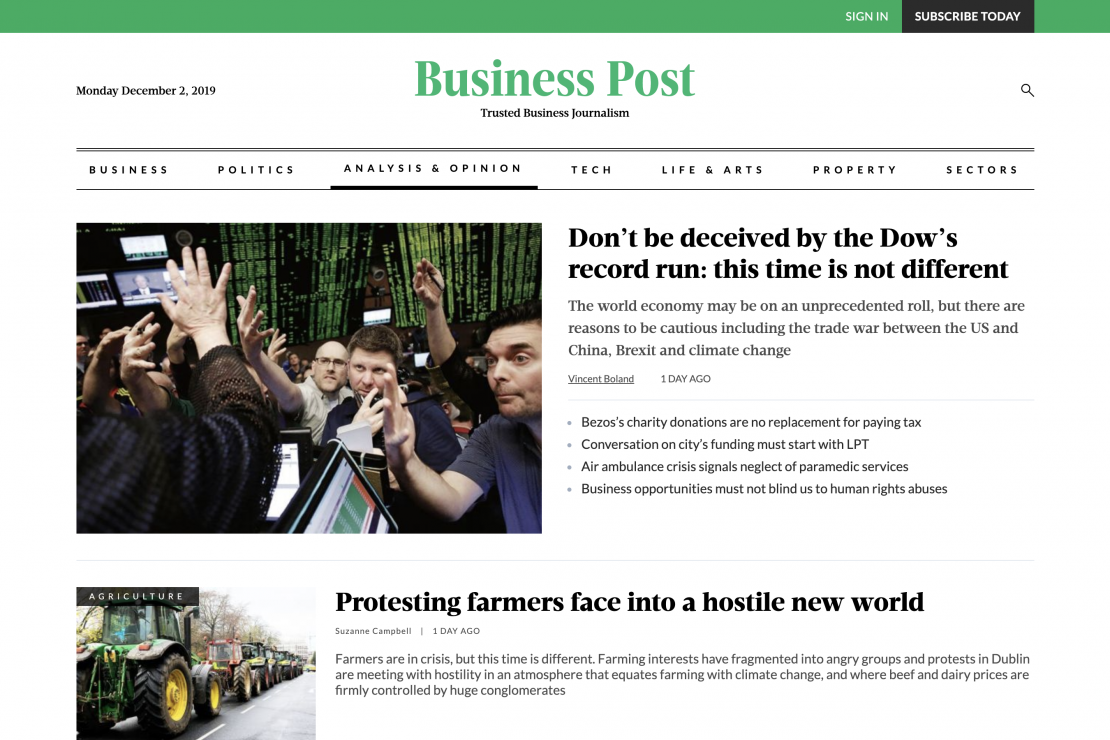 The Business Post