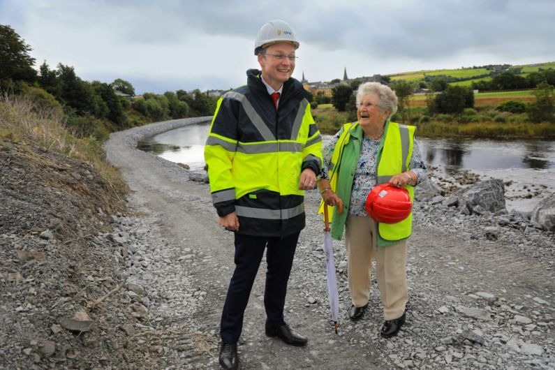 Minister says change to planning law is needed to stop delay to flood defence works