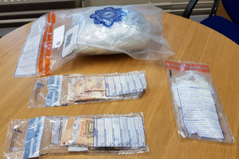 Man due before Killarney District Court following seizure of €13,600 of suspected drugs and cash