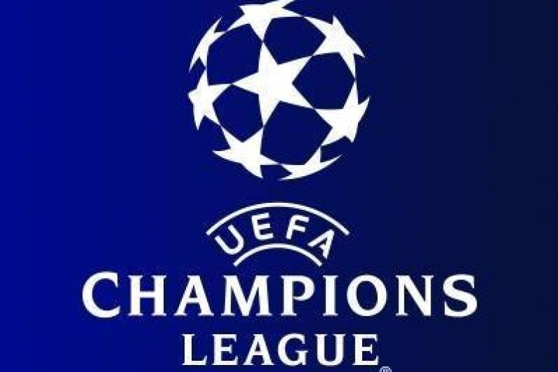 Duo out of Champions League 2nd leg