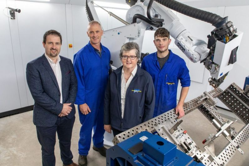 40 new jobs being created in Dairymaster