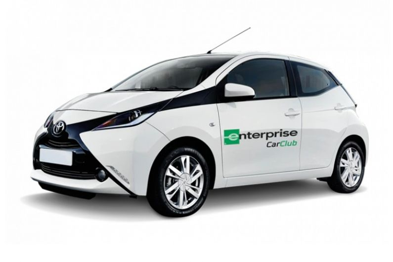 Tralee is one of eight locations where Enterprise Car Club has launched