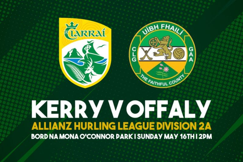 Kerry Hurling Manager previews Kerry Vs Offaly